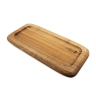 RQS Fából készült sodró tálca