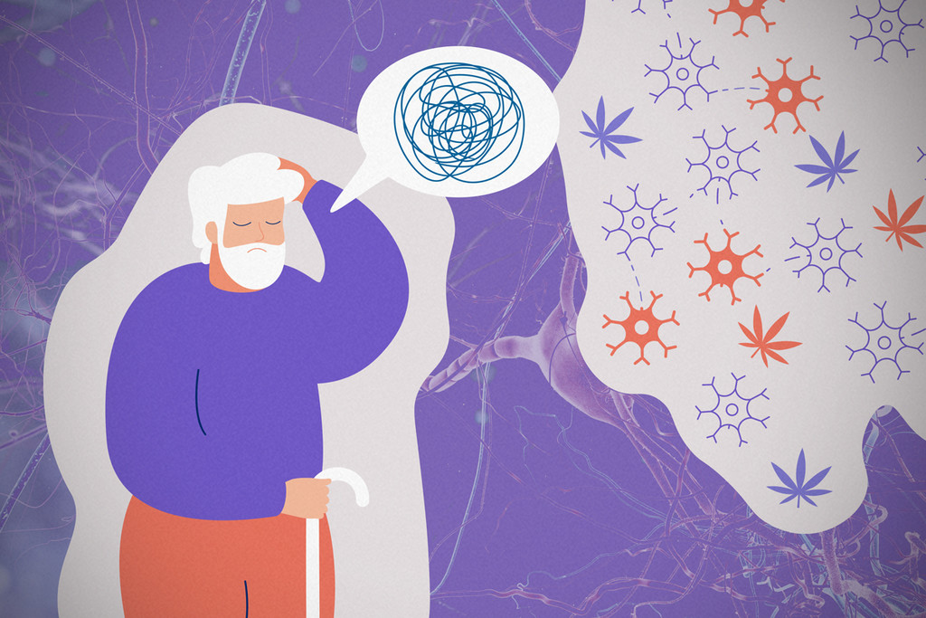 How Cannabis can Benefit Alzheimer Patients